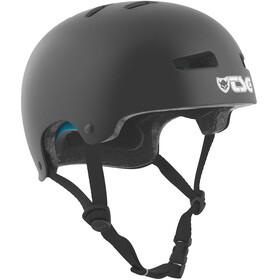 TSG Evolution Solid Color casco per bici Bambino nero